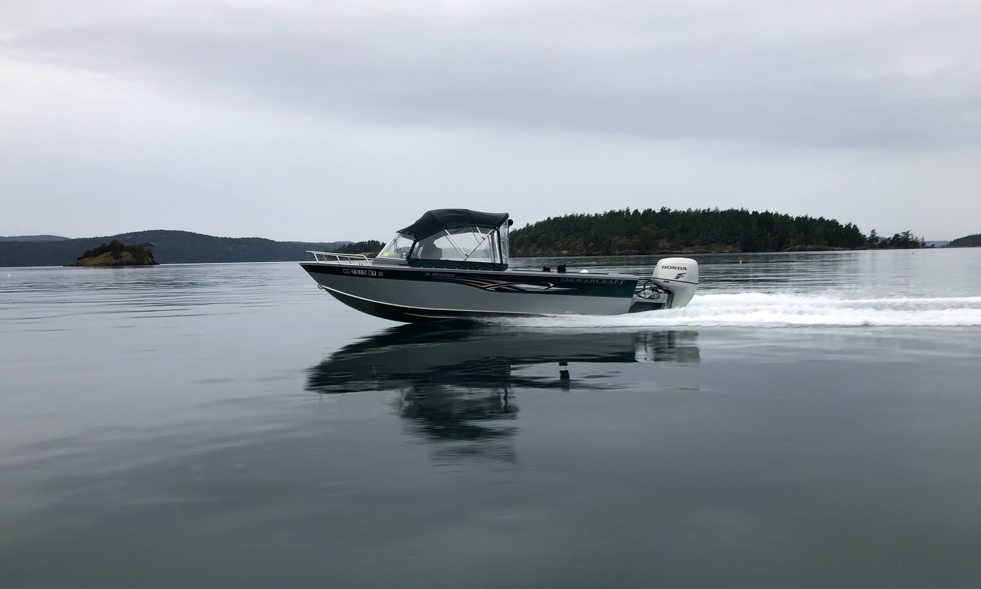 Power rental in Friday Harbor