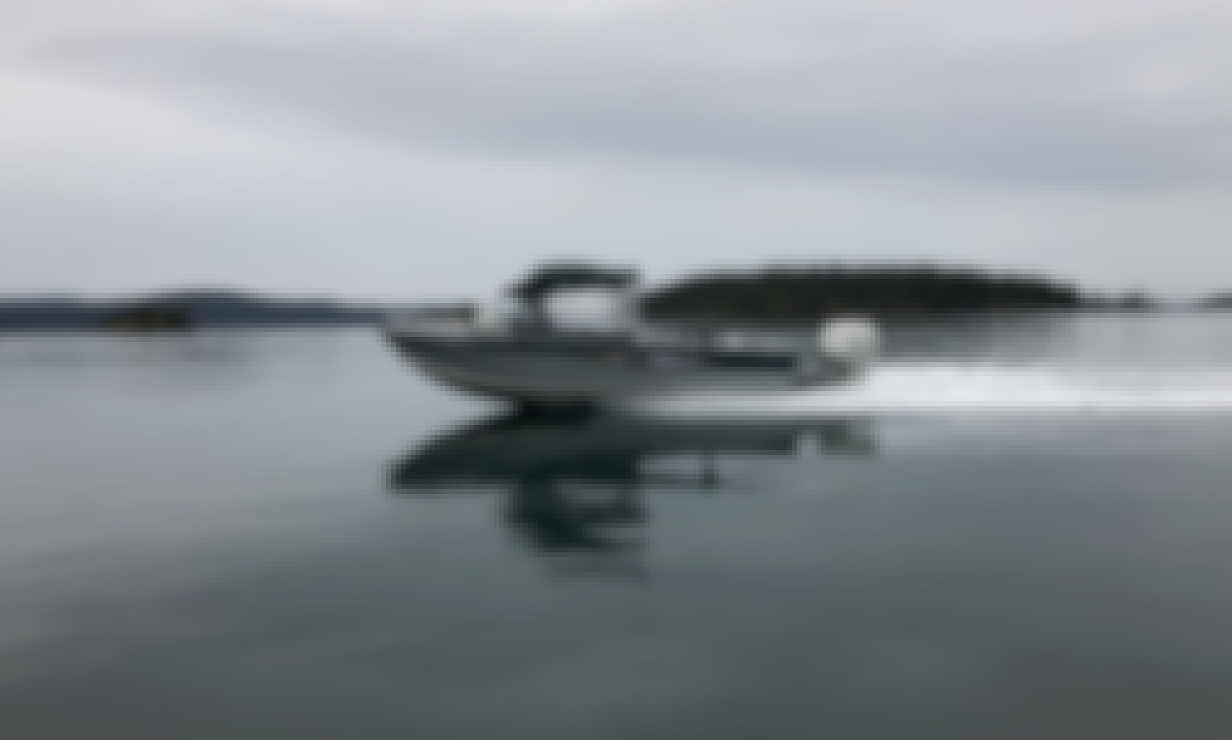 Be your own Captain of this 22' Smoker Craft Powerboat in Friday Harbor