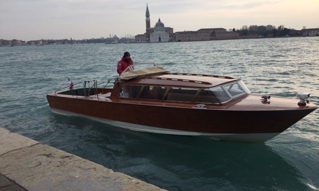 Power rental in Venezia