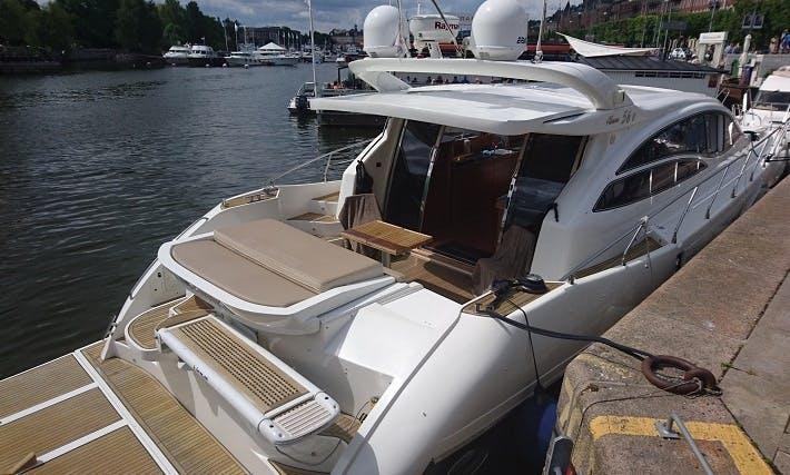 Motor Yacht rental in Stockholms län