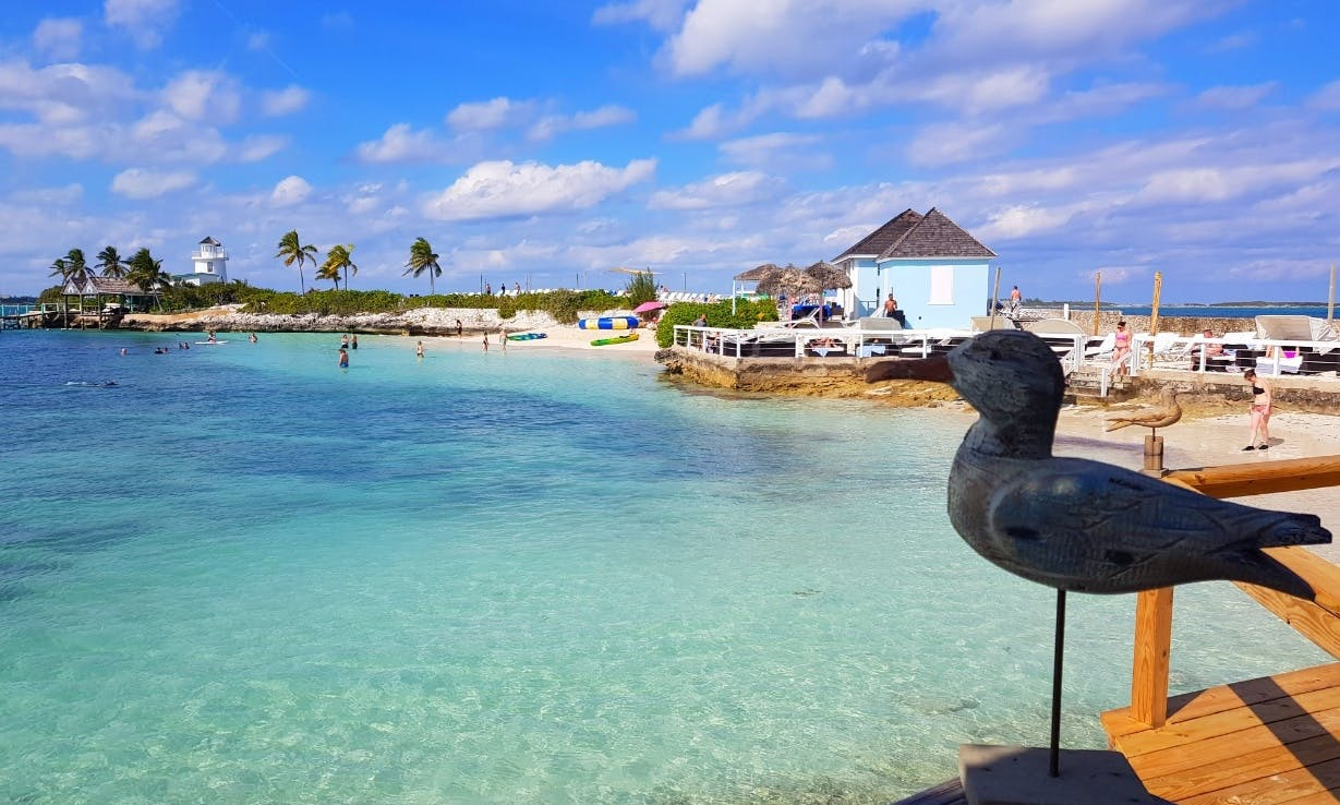 Pearl Island Exclusive Beach Break With Lunch & Snorkeling