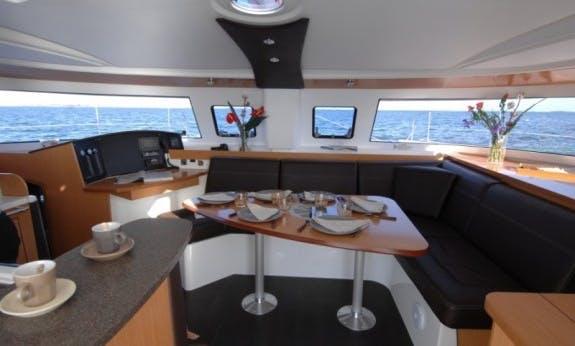 Lipari 41 Cruising Catamaran In Ta' Xbiex, Malta