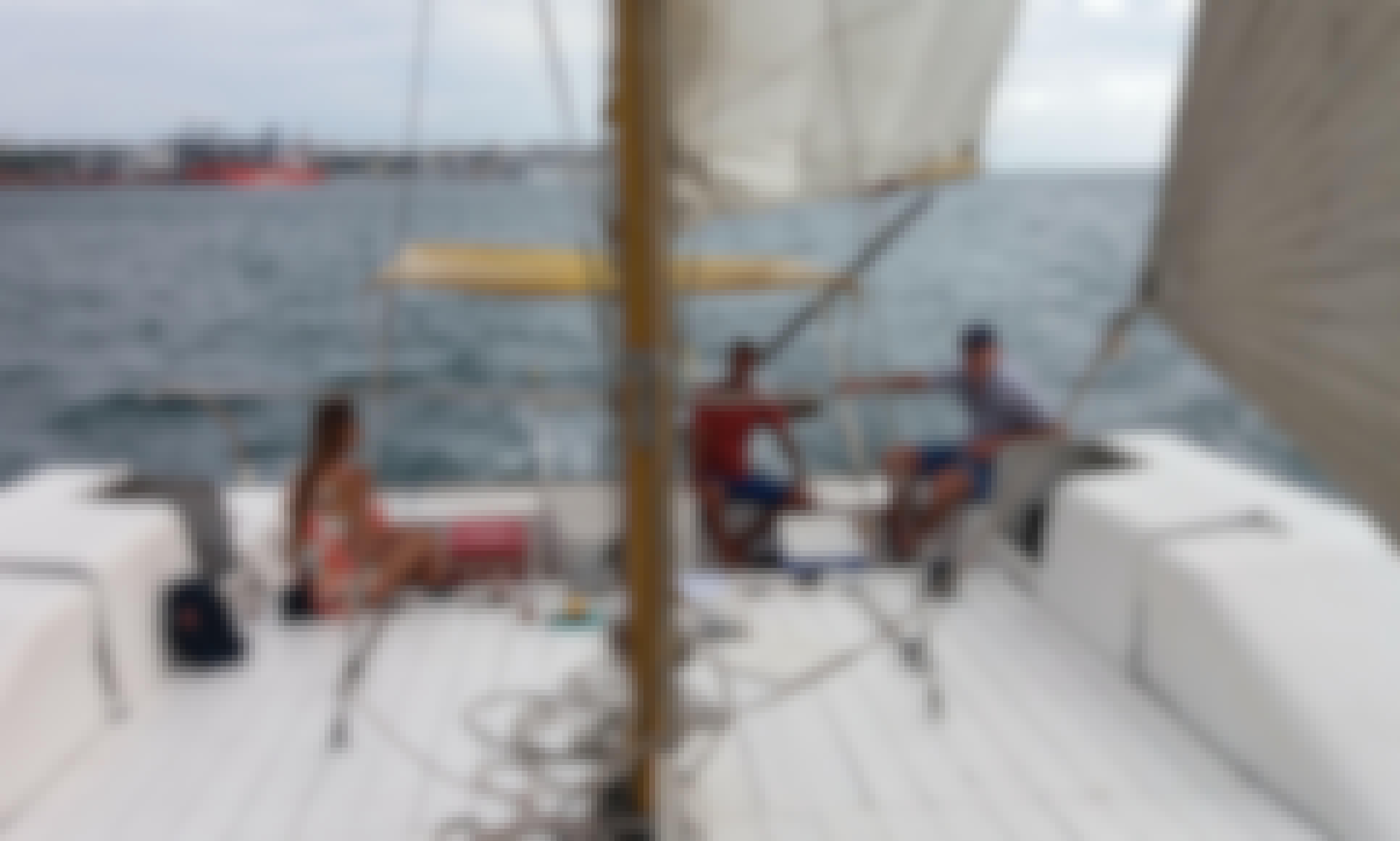 30 ft Aratu Beach Catamaran Rental for 8 People in Bahia, Brazil