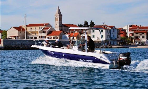 Olympic 580cc Bowrider Rental In Sibenik, Croatia