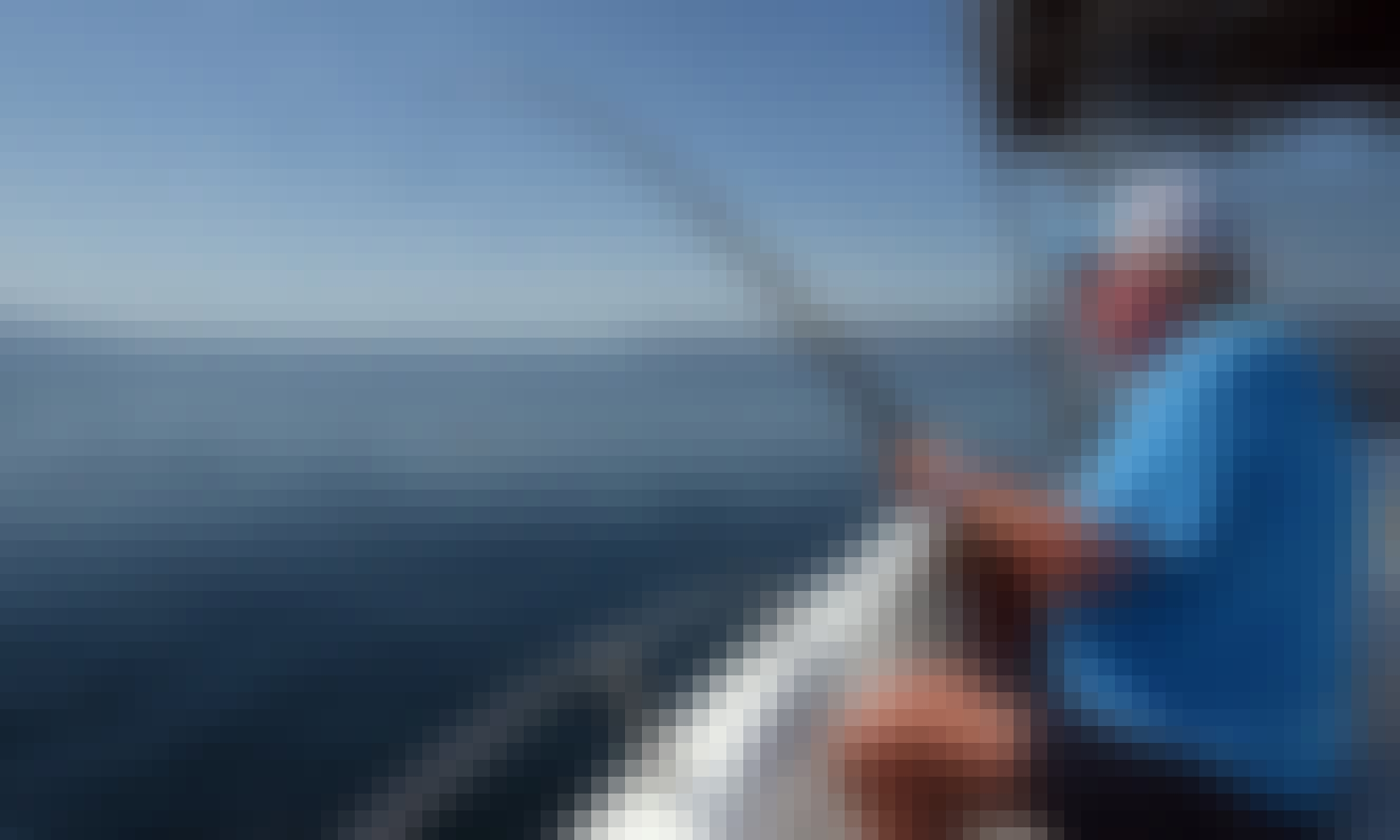 Fishing Trip La Paz/Baja, Mexico (With Captain)