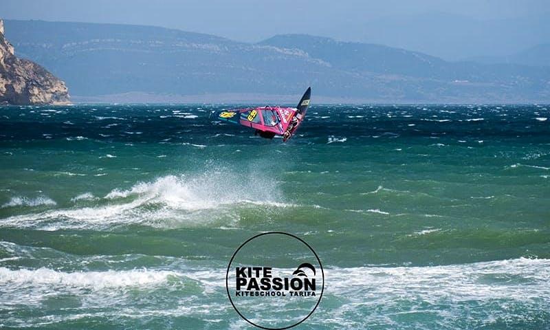 Windsurfing in Tarifa