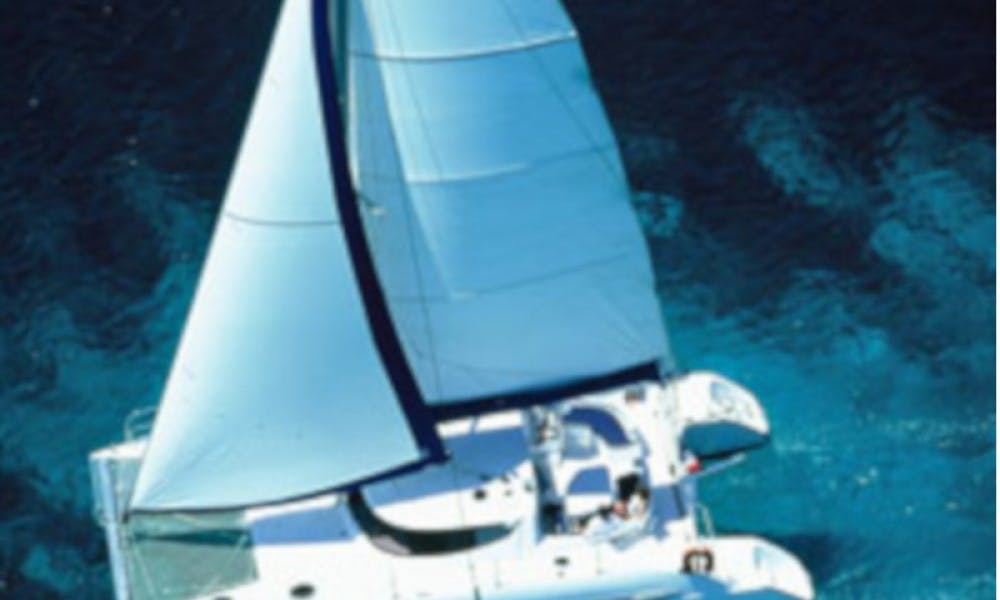 Affordable Charter on Lavezzi 40 Cruising Catamaran in Muğla, Turkey