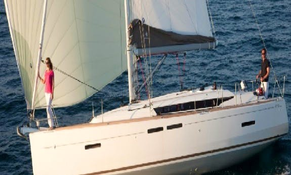 Sun Odyssey 419 Cruising Monohull in Muğla, Turkey