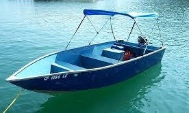 Boat rental in Kea Kithnos