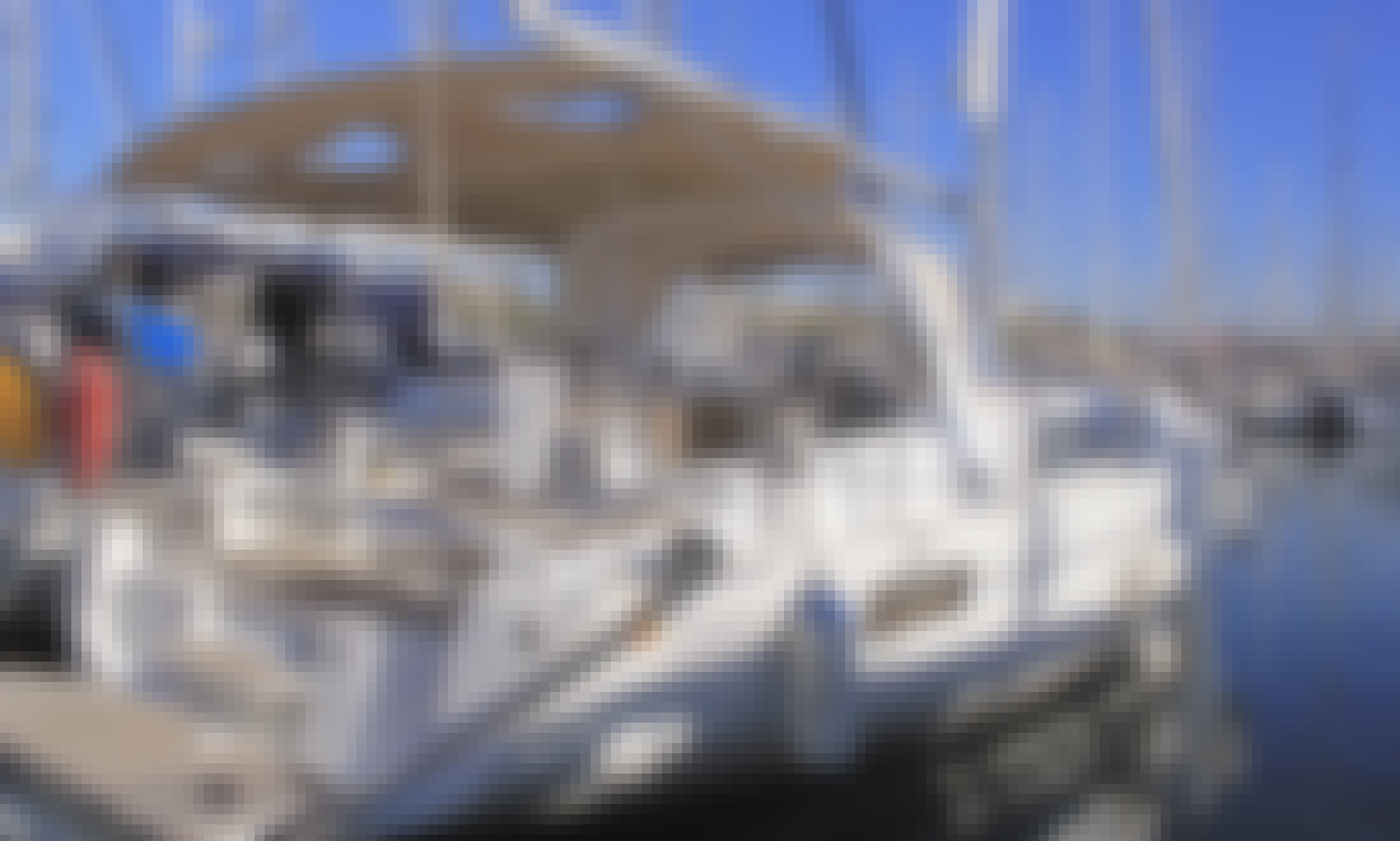 Charter the 2019 Beneteau Oceanis 41.1 Sailing Yacht in Barcelona, Spain