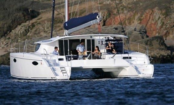 Orana 44 Cruising Catamaran for 10 People in Muğla