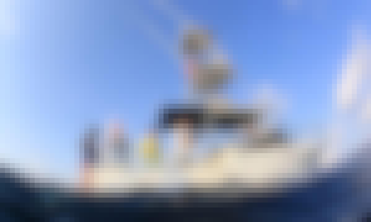 32' Blackwatch Motor Game Boat Rental in Rote Island,Nusa Tenggara Timur, Indonesia