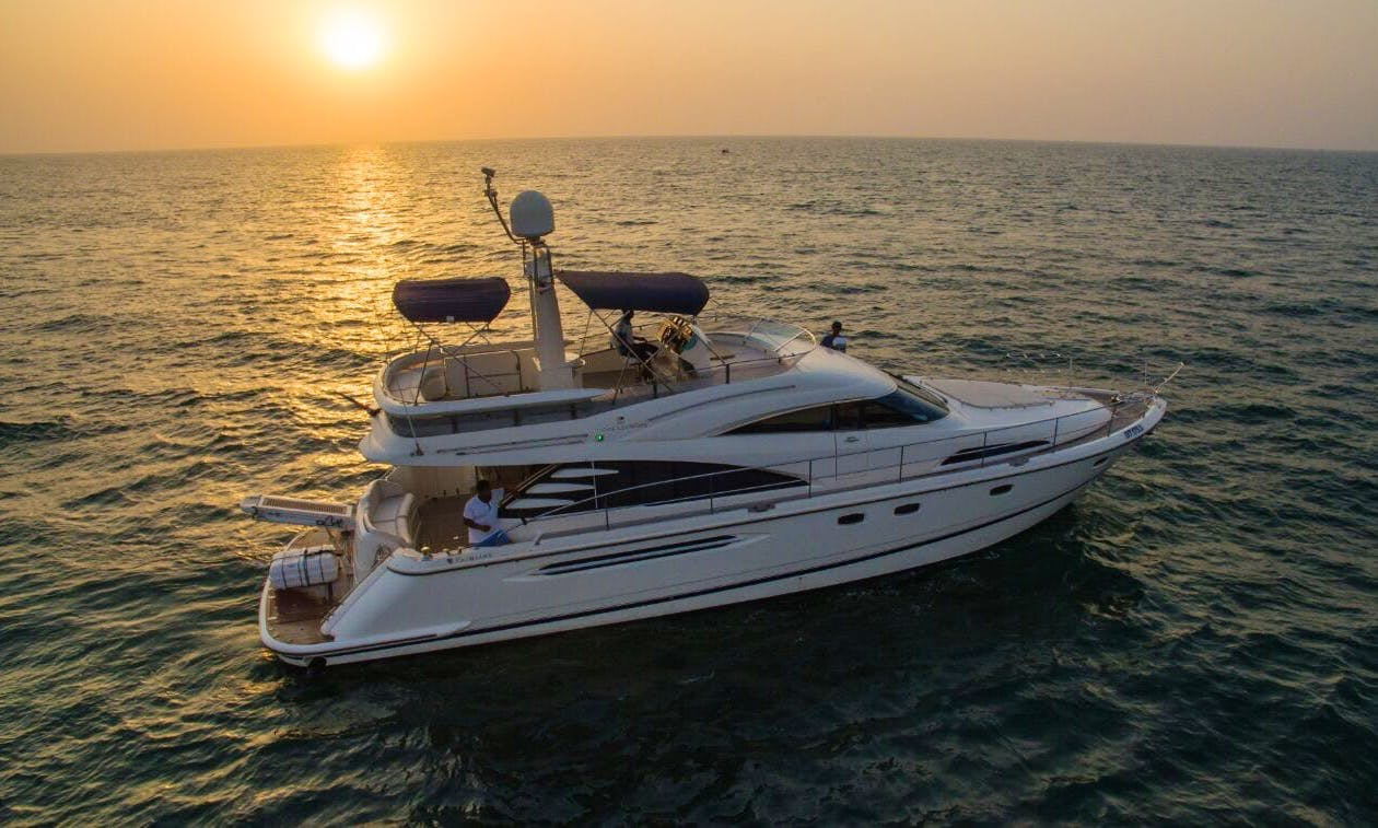 Luxury Yacht Rental In Dubai