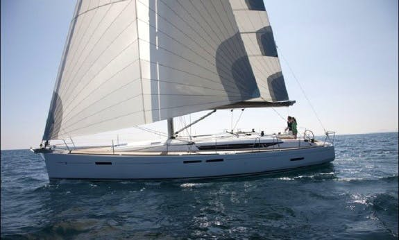 Enjoy the Sea aboard the Sun Odyssey 439 3c Sailing Yacht in Kotor