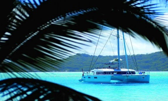 Charter The 2014 Lagoon 620 Cruising Catamaran In British Virgin Islands