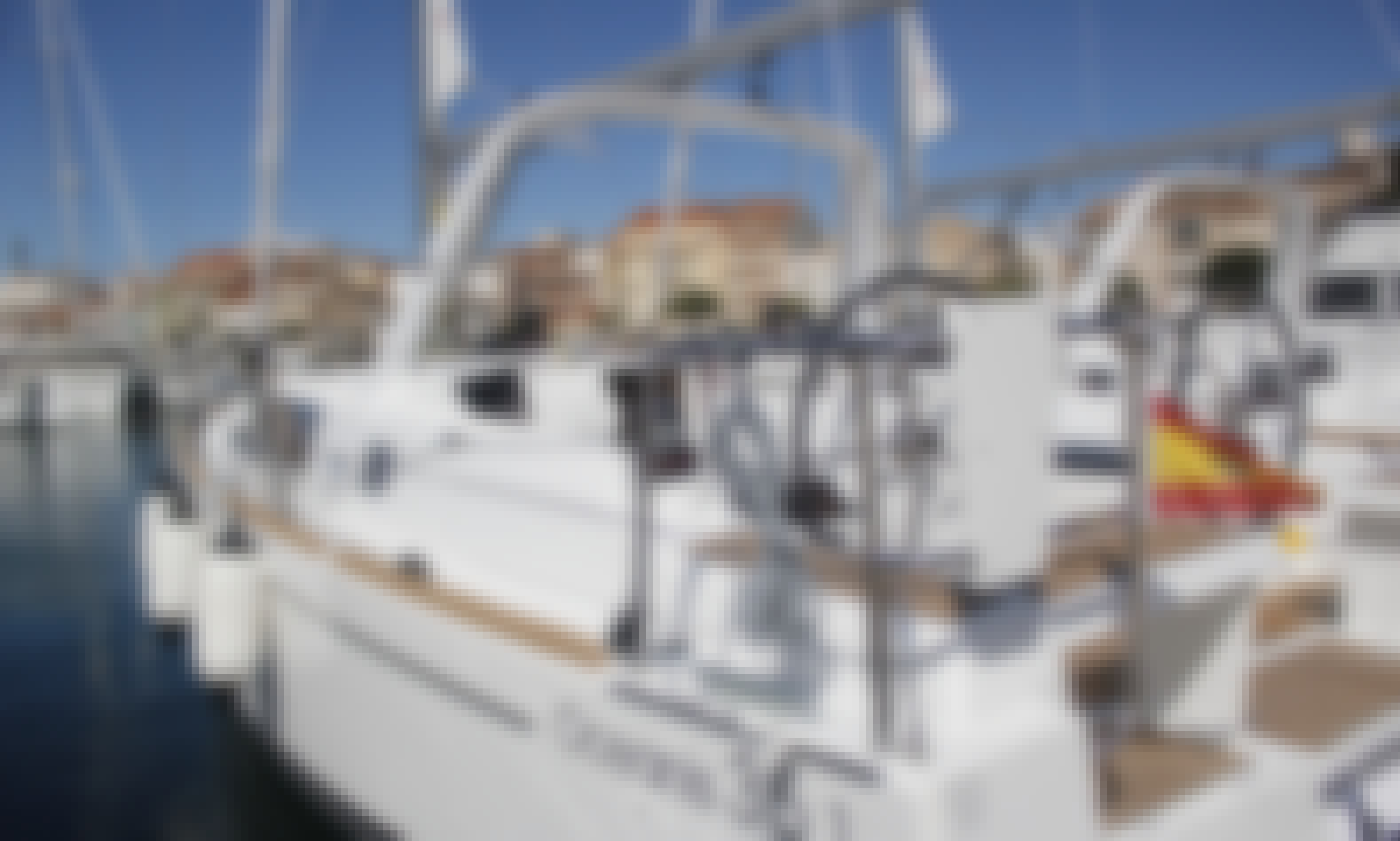 Charter the new Oceanis 35.1 Sailing Yacht in Cambrils, Spain