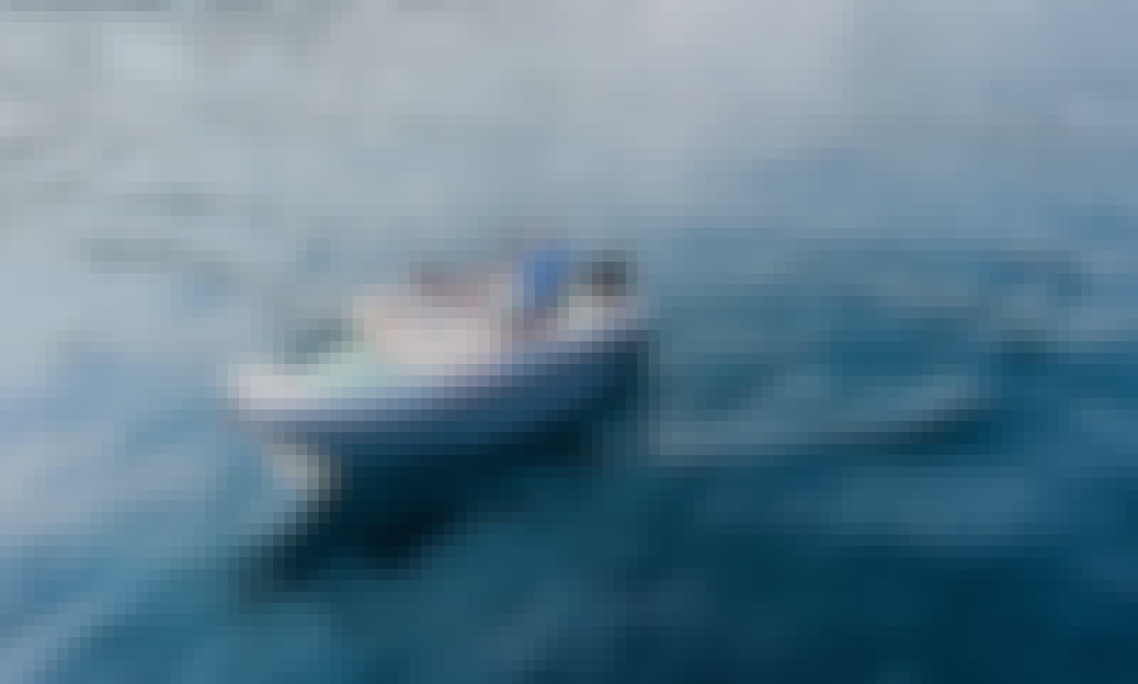 21ft Bluline Open Boat in Pula, Istria, Croatia