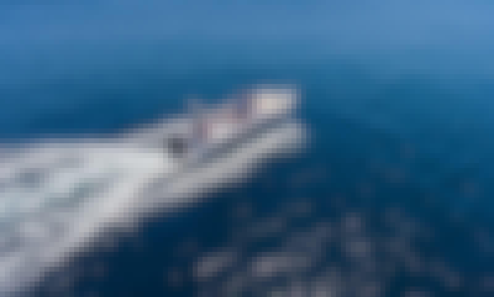 Bluline 23 Sundeck/Walkaround Boat Rental in Pula, Croatia