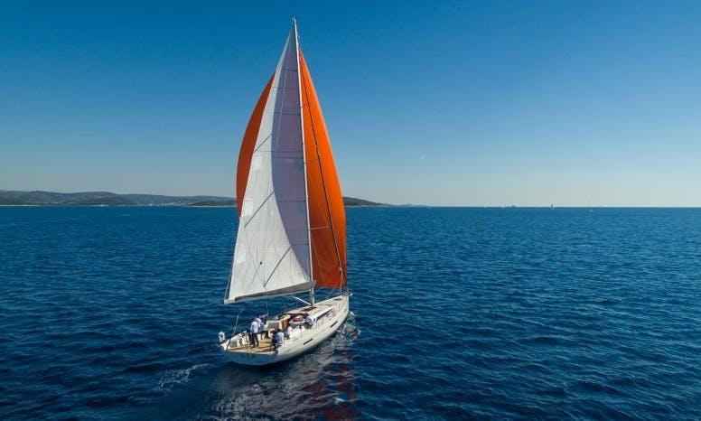 Book The More 55 Cruising Monohull White Edition In Primošten, Croatia