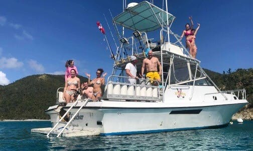 Diving in St. Thomas