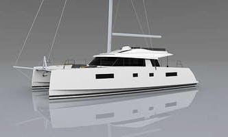 Charter The Nautitech 46 Open Cruising Catamaran In La Paz, Mexico For 12 Person!