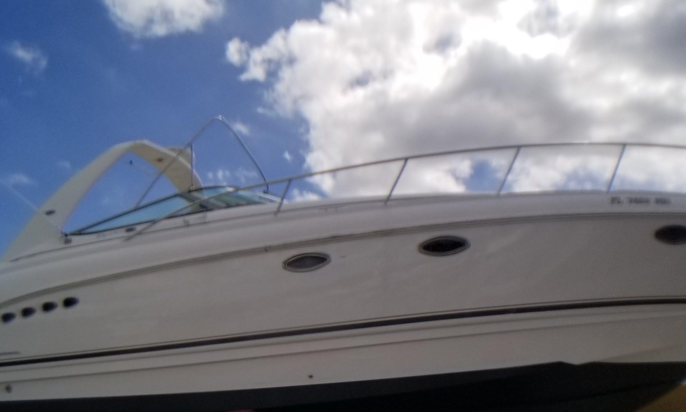 Pristine European Inspired 40' Yacht - Let's Go!