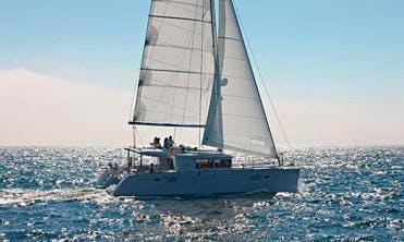 Charter The 2018 Lagoon 450 F Cruising Catamaran In  La Paz, Mexico!