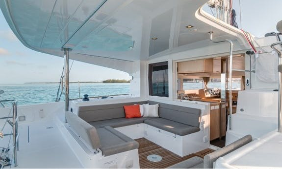 5 Days Sailing In Noumea, New Caledonia On Lagoon 39 Cruising Catamaran