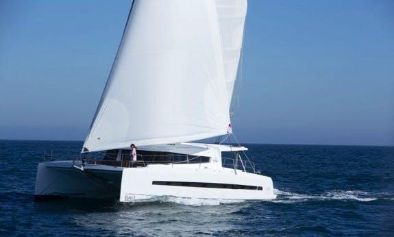 Bali 4.5 Cruising Catamaran Rental in Noumea, New Caledonia