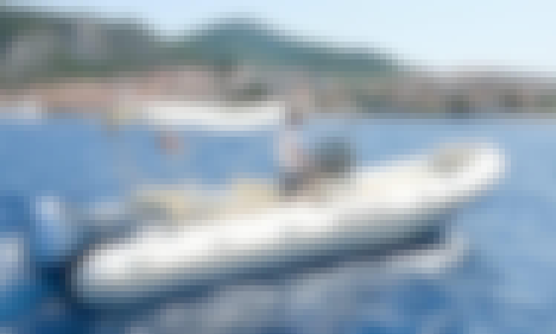Skippered Boat Tour from Hvar, Croatia