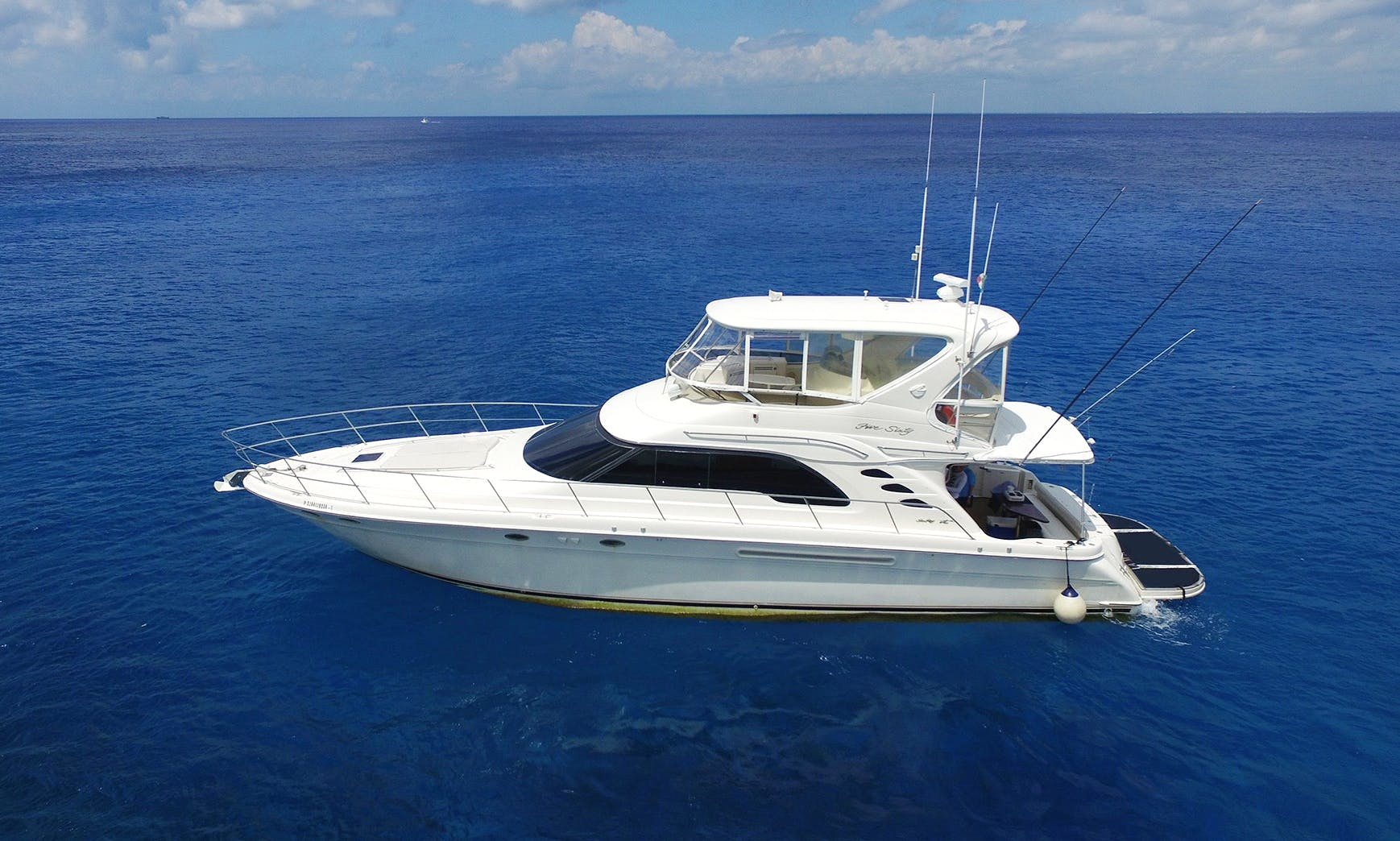 55 ft Sea Ray Cozumel, Quintana Roo