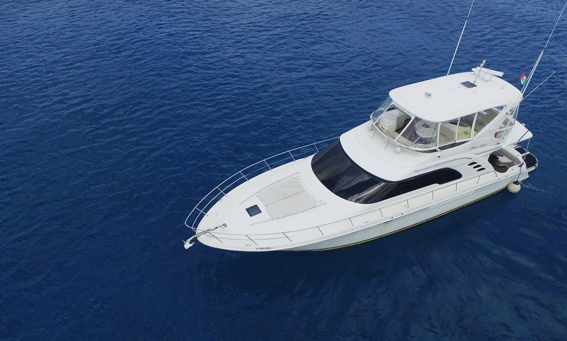 55 ft Sea Ray Cozumel, Quintana Roo