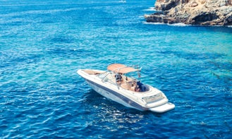 Amazing Sea Ray 260 Motor Yacht Rental In Mallorca, Spain!