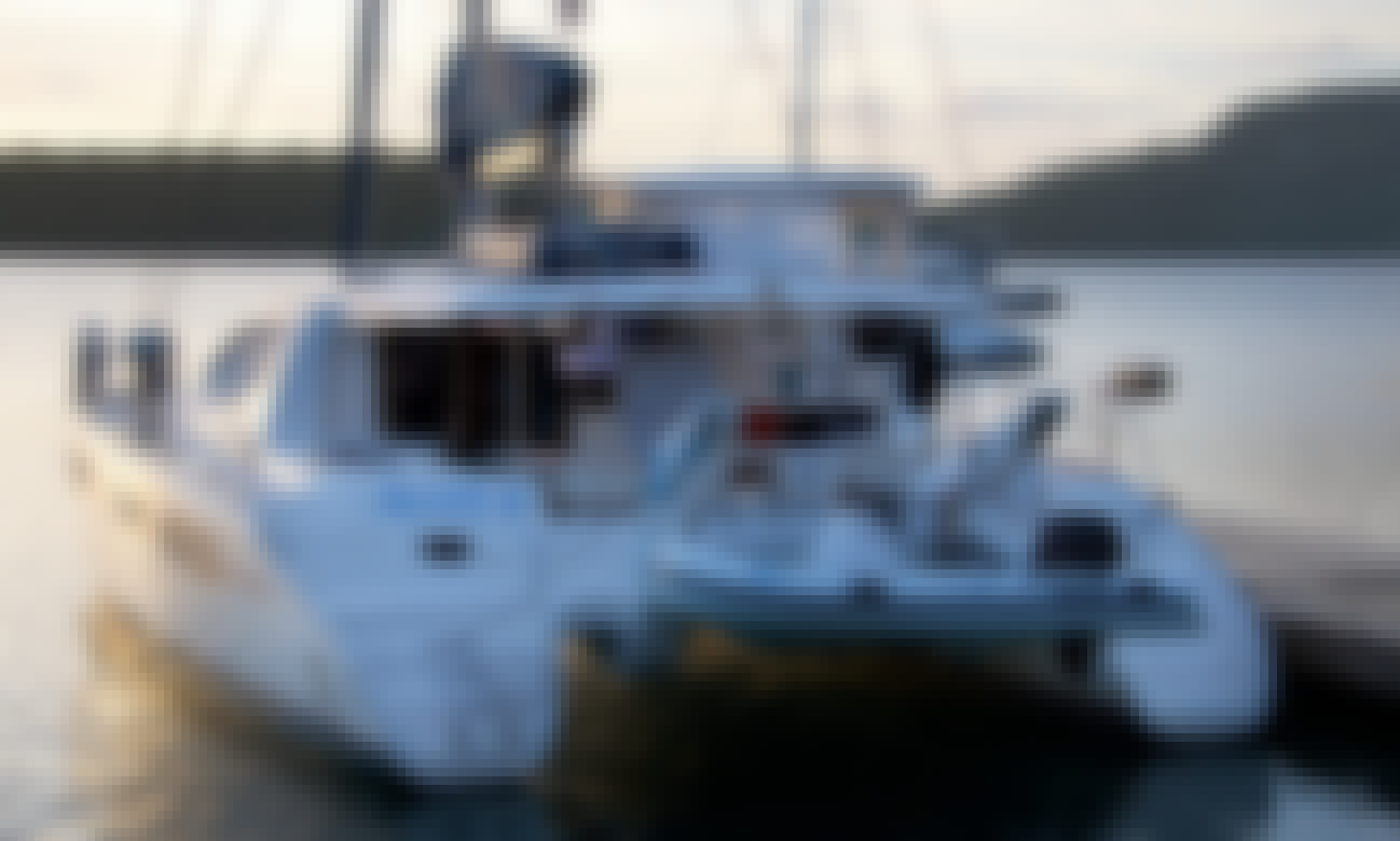 All-Inclusive Crewed Yacht Charter Leopard 4600