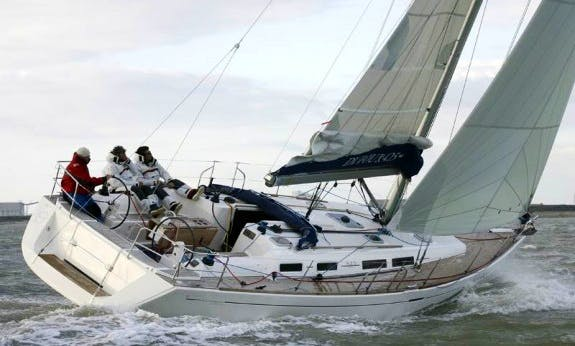 Dufour 425 L Cruising Monohull with 3 Cabins / 3 Heads in Saint Mary