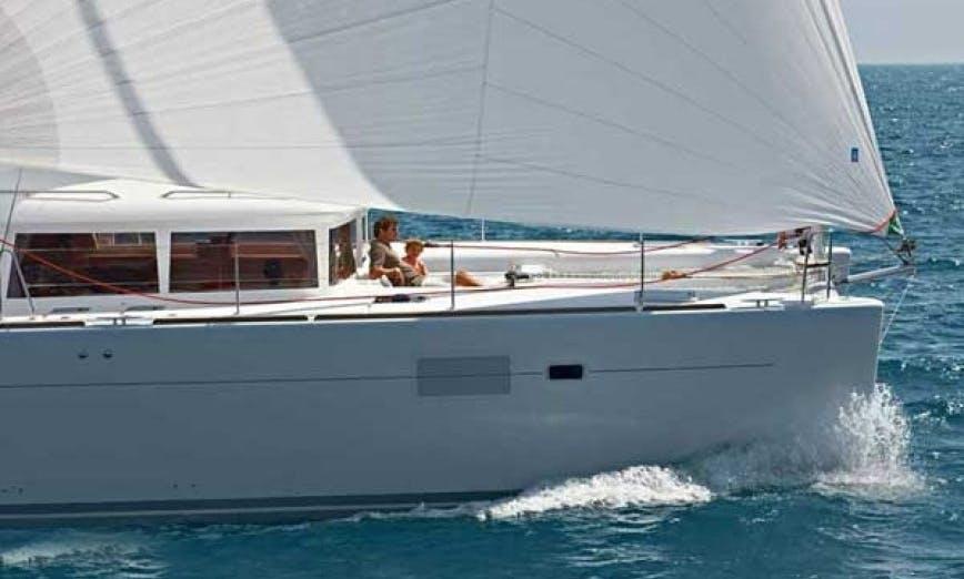 Brandnew Lagoon 450 Sportop O.V. in Antigua and Barbuda - Ready for 2020!