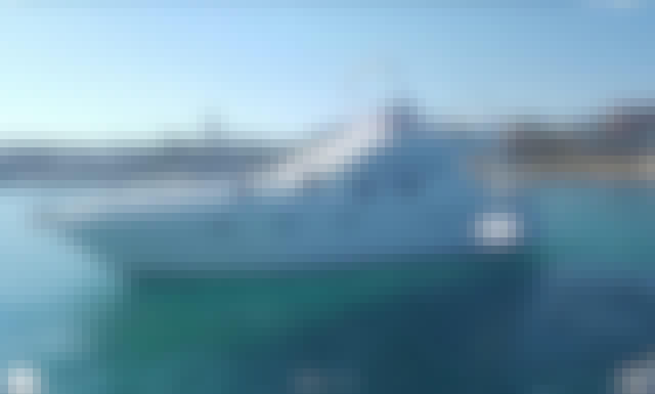 Typhoone Fly 38 Motor Yacht Charter in Leuca,  Puglia