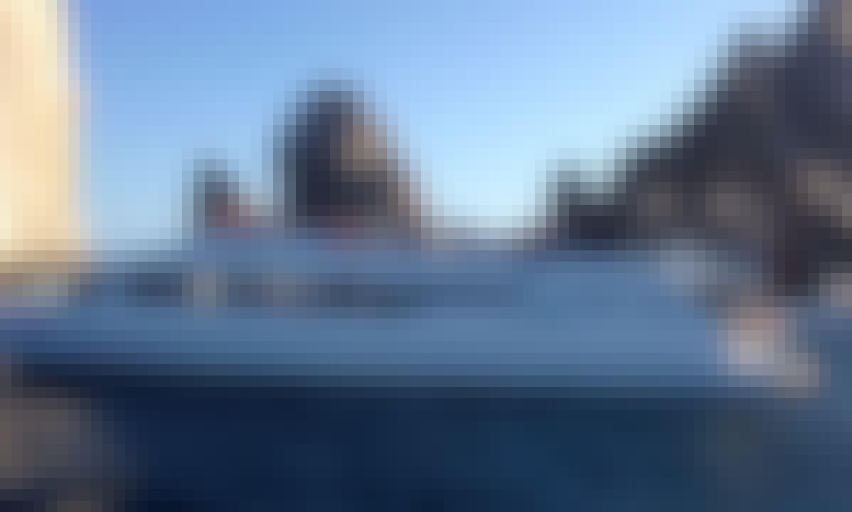 Explore Baja California Sur, Mexico On 75' Cabo Wave Two-deck Power Catamaran