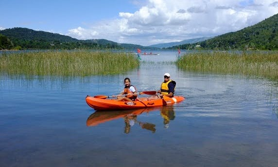 Book Our Half Day Guided Kayaking Tour in San Carlos de Bariloche, Argentina
