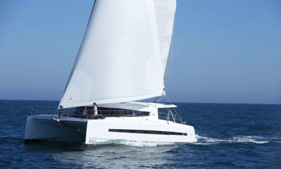 2019 Bali 4.5 With Watermaker and A/C - Plus in Pointe-à-Pitre, Guadeloupe