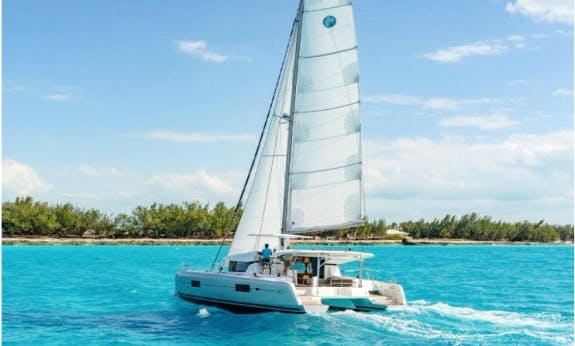 One-Week Bareboat Sailing In Phuket, Thailand On Lagoon 42 Sailing Catamaran!