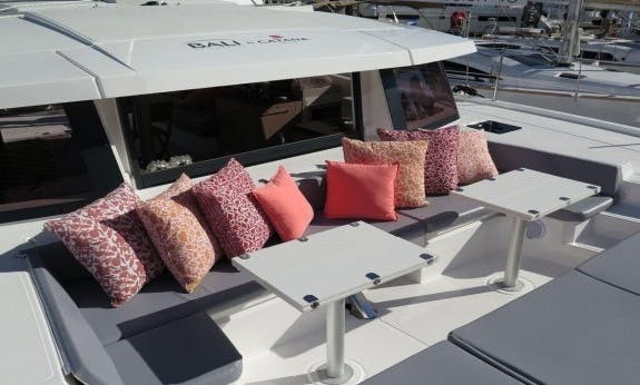 Bali 4.3 Cruising Catamaran With Watermaker Rental In Phuket, Thailand