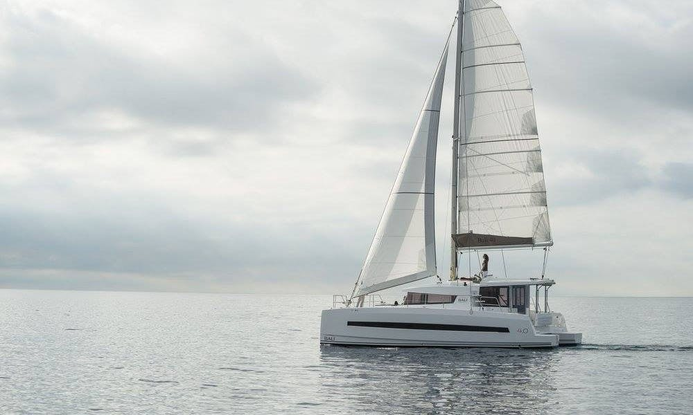 2017 Bali 4.0 Catamaran with Watermaker in Pointe-à-Pitre
