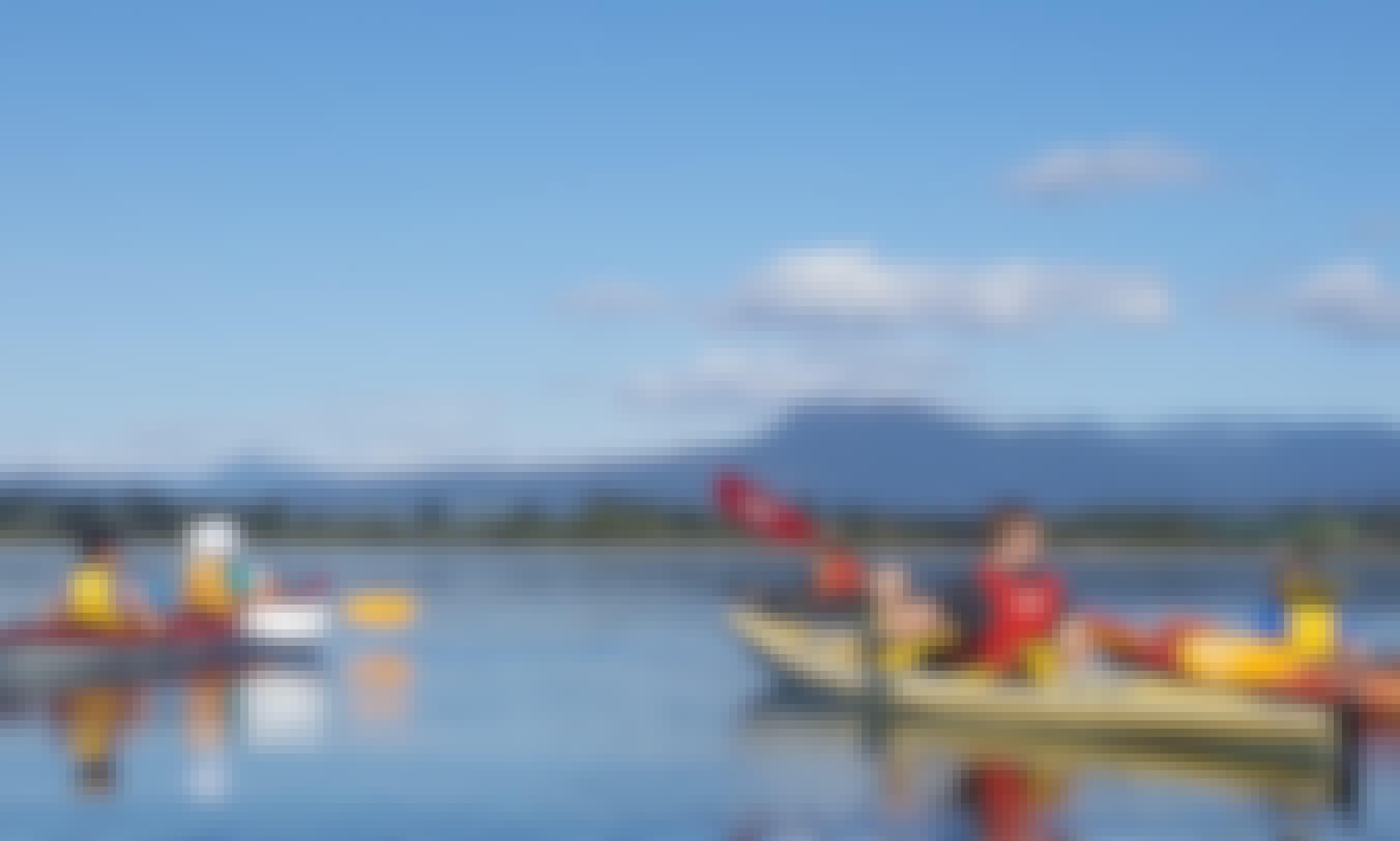 Explore Cowichan Bay with Kayak Rental