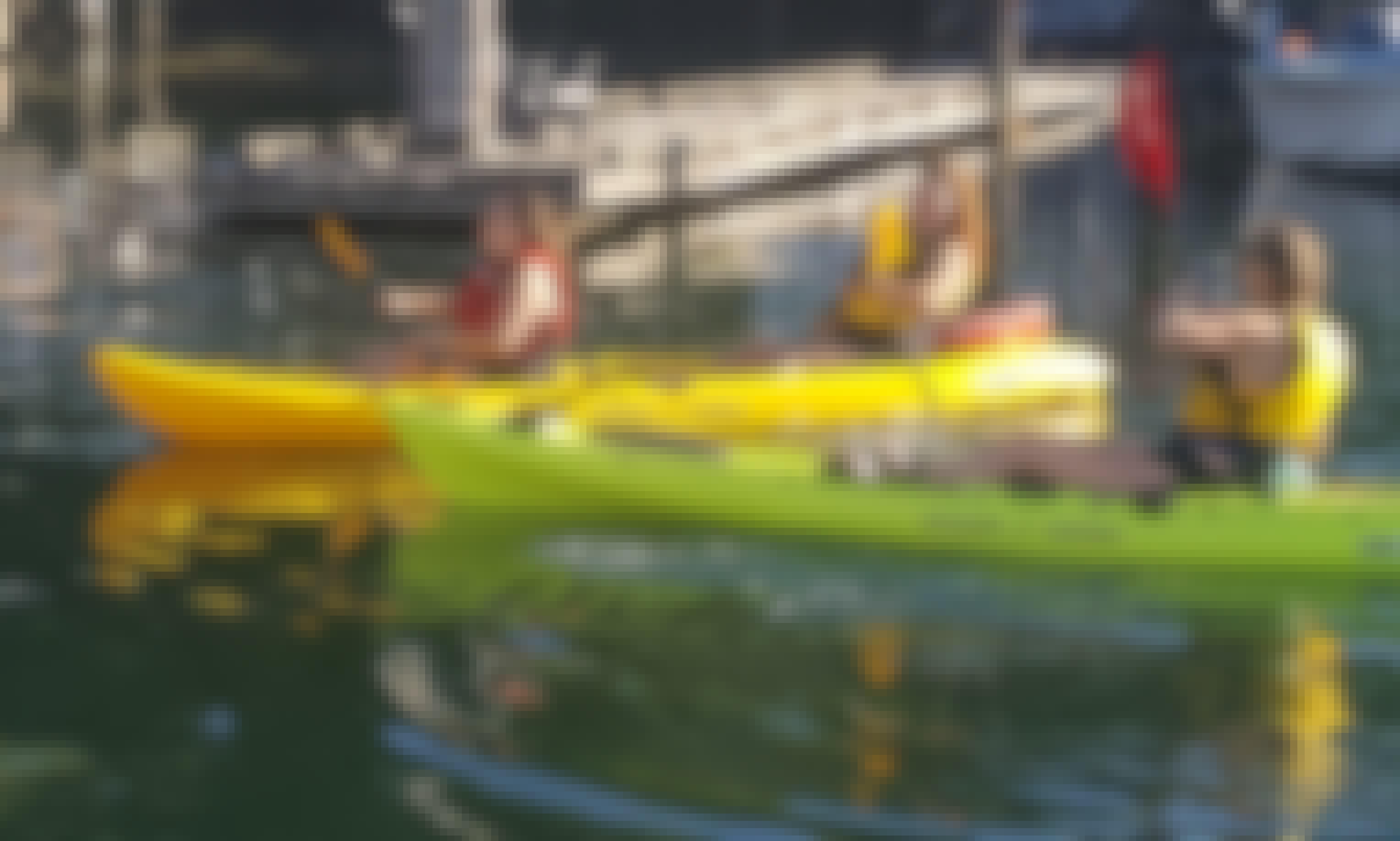 Kayak Rental from Cowichan Bay Kayaking