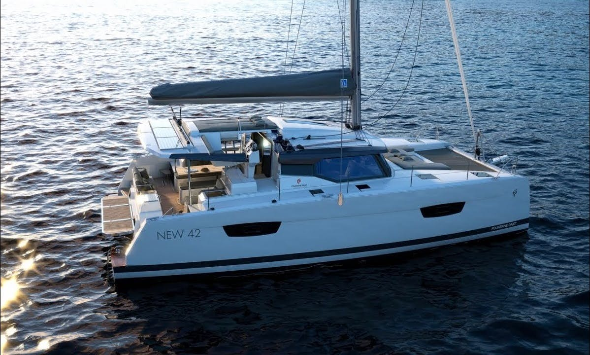 Astrea 42 O.v. Catamaran with Watermaker - Ready for 2020 Booking in Antigua and Barbuda