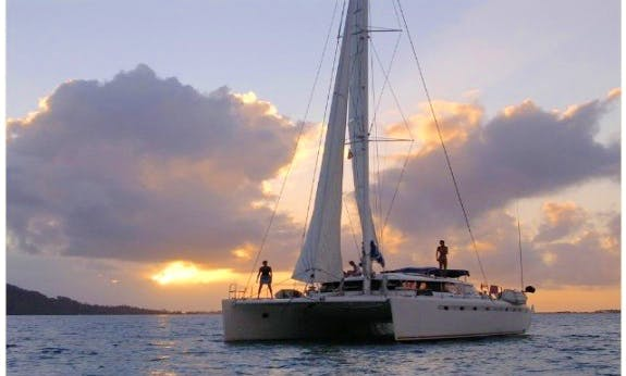 Book The Marquise 56 Cruising Catamaran rental In Phuket, Thailand