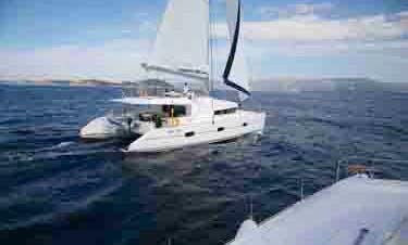 Charter The Dream 60 Cruising Catamaran In Phuket, Thailand