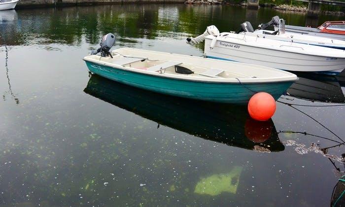 14' Theri boat Rental In Jørpeland, Norway!
