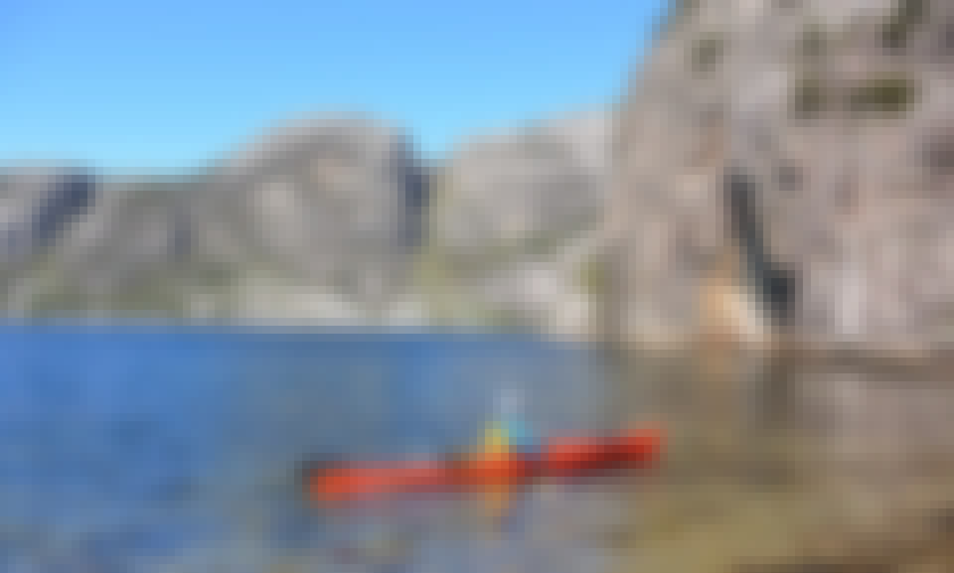 Double Kayak Rental In Jørpeland, Norway!